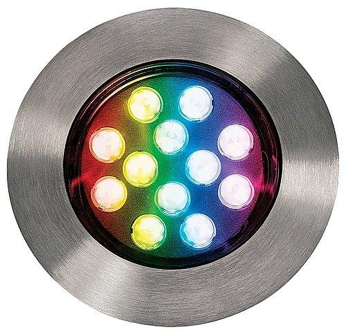 «Lightvault 8 RGBW» LED светильник для наружного освещения от «Hubbell Kim Lighting»