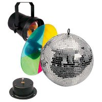 Комплект Showtec Mirrorball set 30 cm