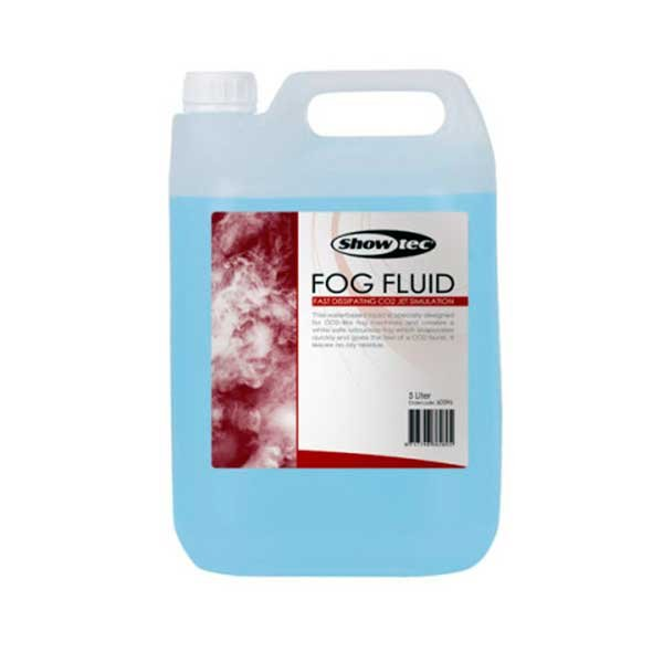 Жидкость для дыма Showtec Fog Fluid Fast Dissipating 5L