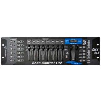 DMX контроллер SHOWLIGHT SCAN CONTROL 192
